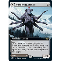 Wandering Archaic // Explore the Vastlands (Extended Art)