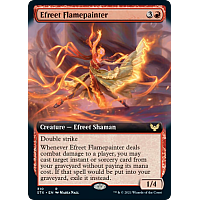 Efreet Flamepainter (Extended Art)