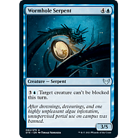 Wormhole Serpent