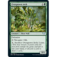Overgrown Arch (Foil)