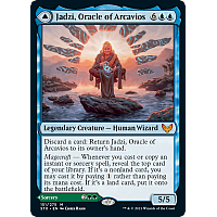 Jadzi, Oracle of Arcavios // Journey to the Oracle (Foil)