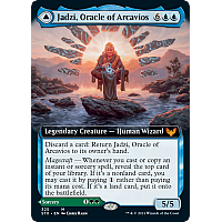 Jadzi, Oracle of Arcavios // Journey to the Oracle (Foil) (Extended Art)