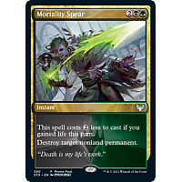 Mortality Spear (Foil)