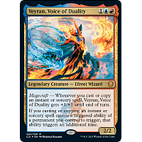 Veyran, Voice of Duality (Foil)