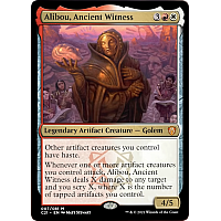 Alibou, Ancient Witness (Foil)