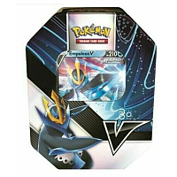 Pokémon: Summer Tin 2021 V Strikers Tin - Empoleon V