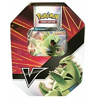 Pokémon: Summer Tin 2021 V Strikers Tin - Tyranitar V
