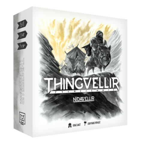 Nidavellir: Thingvellir - Expansion (EN)_boxshot