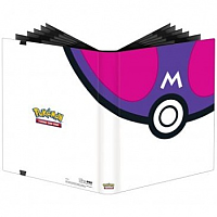 UP - 9-Pocket PRO-Binder Pokémon Master Ball