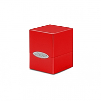 UP - Deck Box - Satin Cube - Apple Red