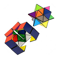 Fidget toy Foldable Magic Cubes