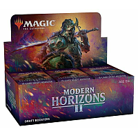 Magic The Gathering - Modern Horizons 2 Draft Booster Display (36 Packs)