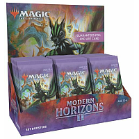 Magic The Gathering - Modern Horizons 2 Set Booster Display (30 Packs)