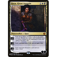 Kaya, Ghost Assassin (Foil)