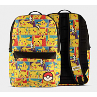 Leksakshallen - Pokemon - Pikachu Basic Backpack