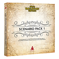 Small Railroad Empires - Scenario Pack 1