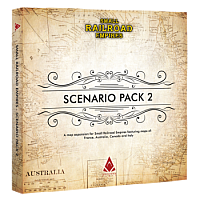 Small Railroad Empires - Scenario Pack 2