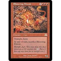 Blistering Firecat