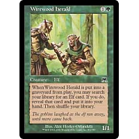 Wirewood Herald ( Foil )