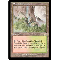 Wooded Foothills (Judge Reward)