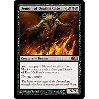 Demon of Death's Gate
