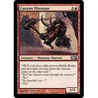 Canyon Minotaur