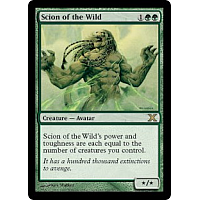 Scion of the Wild
