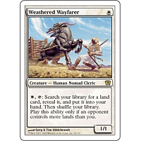 Weathered Wayfarer
