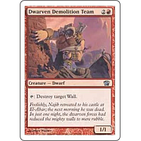 Dwarven Demolition Team