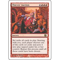 Thieves' Auction